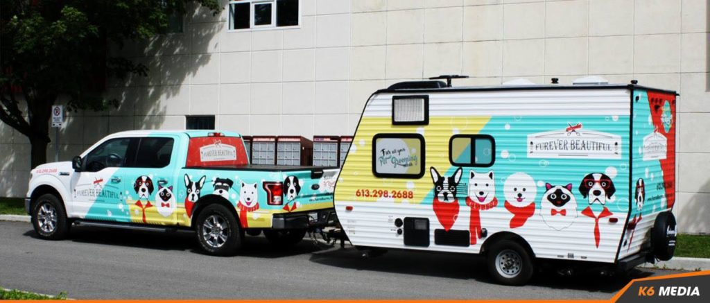Furever Beautiful Mobile Pet Spa