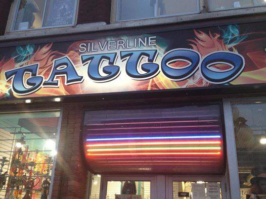 Silverline Tattoo and Body Piercing