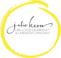 Julie Keon, Life-Cycle Celebrant & Marriage Officiant